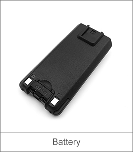 Analog Radio Battery