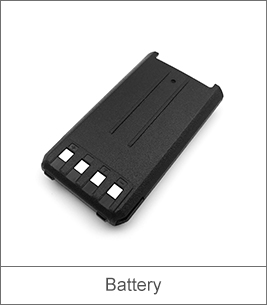 5W Two Way Radio Battery