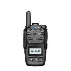 Mini tragbare 3g wcdma Walkie-Talkie